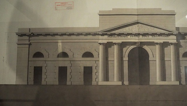 Neoklasicismus mezi technikou a krásou. Pietro Nobile (1776-1854) v Čechách (výstava, 20.11.2019-9.2.2020)