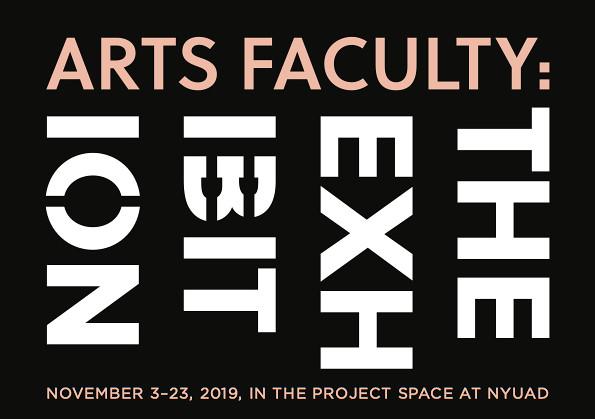 Arts Faculty Exhibition Brochure 3