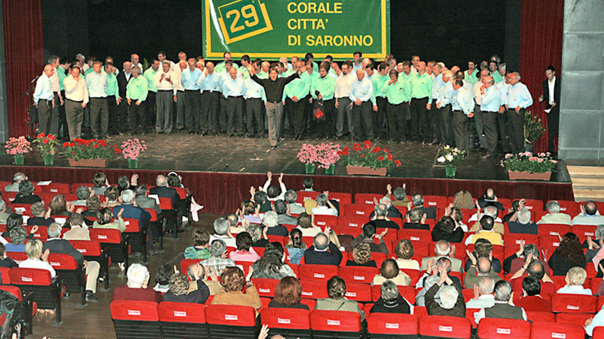 29ª Rassegna città di Saronno : 05 Maggio 2008