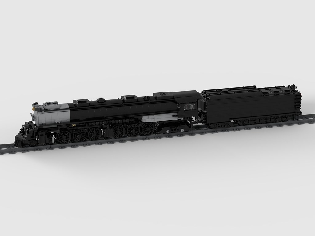Union Pacific Challenger 1:48
