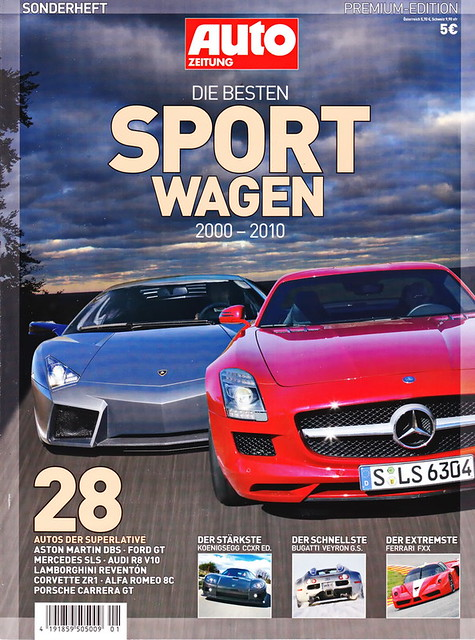 Auto Zeitung - Sonderheft 1/2010