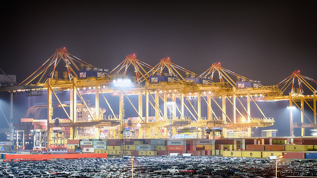 Container-Terminal Bremerhaven