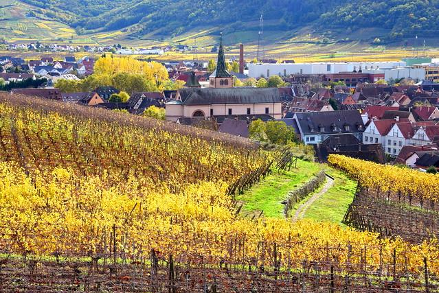 Turckheim (Alsace, F)