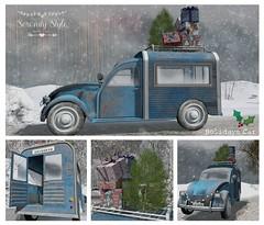 Serenity Style-Holidays car ad