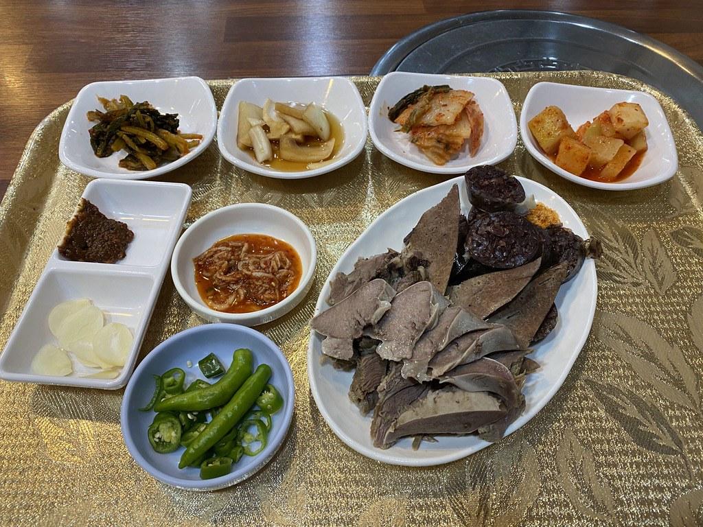 Manyang sundae