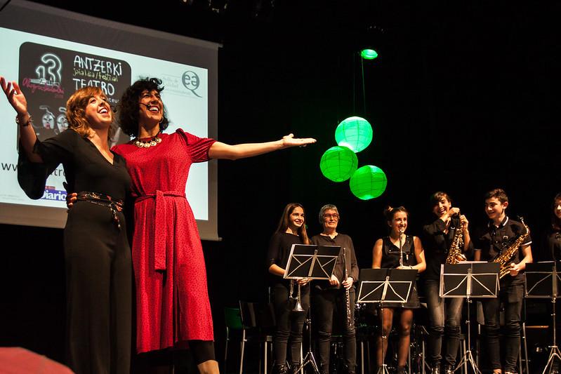Fotos Gala XIII Festival Teatro Amateur Alegría-Dulantzi 2019