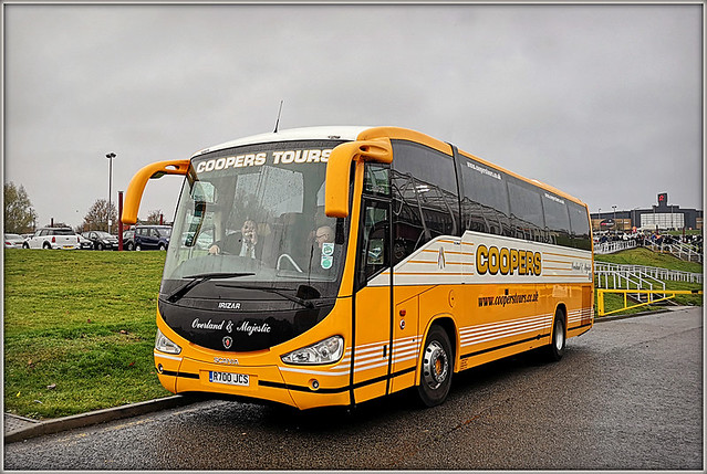 Coopers Tours R700 JCS