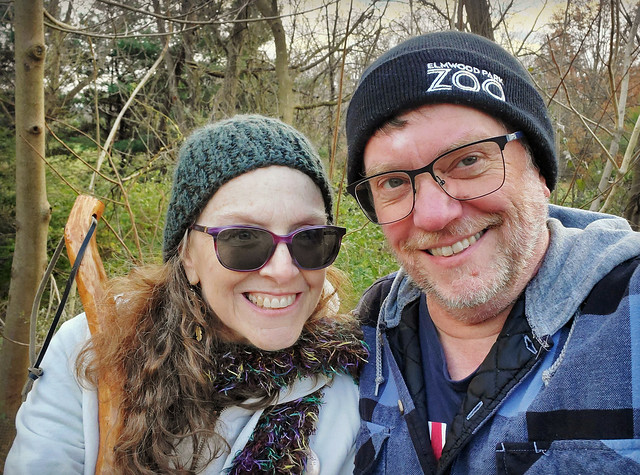 Wilderness Sunday Selfie