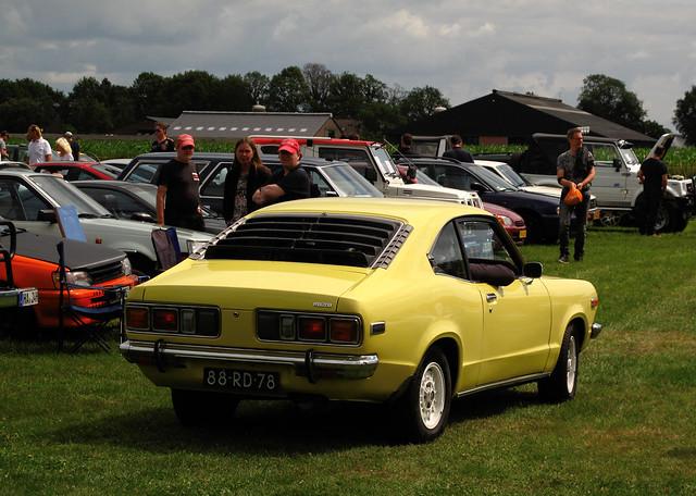 1977 Mazda 818 S Coupé