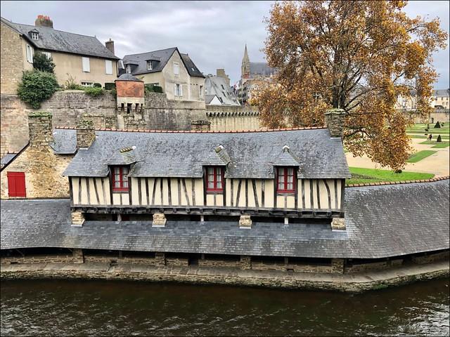 Lavoirs de la Garenne - Vannes - Morbihan