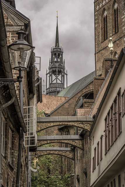 Luebeck - The Old Town