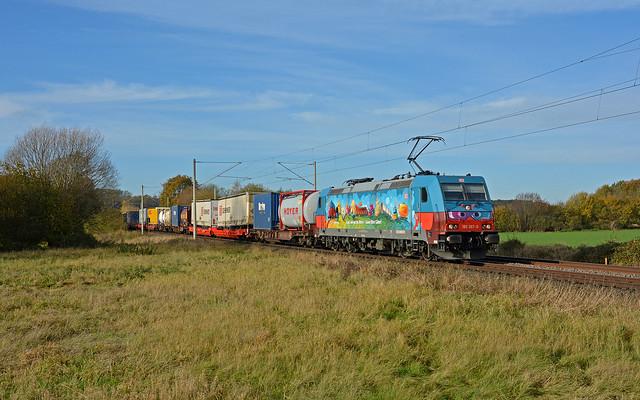 DB Cargo 185 367-0