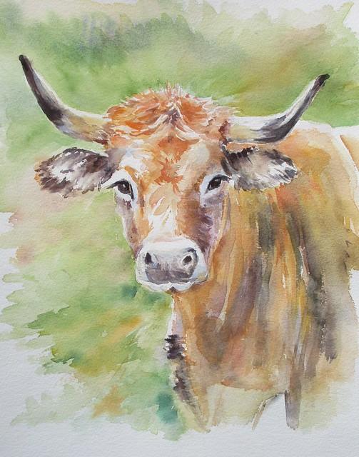 Madame la vache