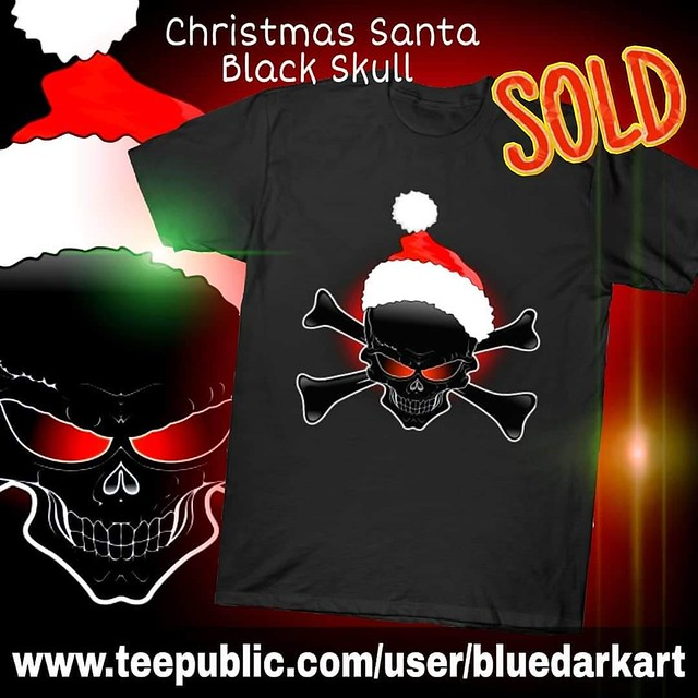 #BluedarkArt 🎅💀 . 🔥#Unique & #Original #giftideas on #BluedarkArt Teepublic #Shop 🔥#Save 35% for 1 more day! 👉 www.teepublic.com/user/bluedarkart ⭐ ~.~.~.~.~.~.~.~.~.~.~.~.~.~ #originalgift #uniquegift #xmasshopping