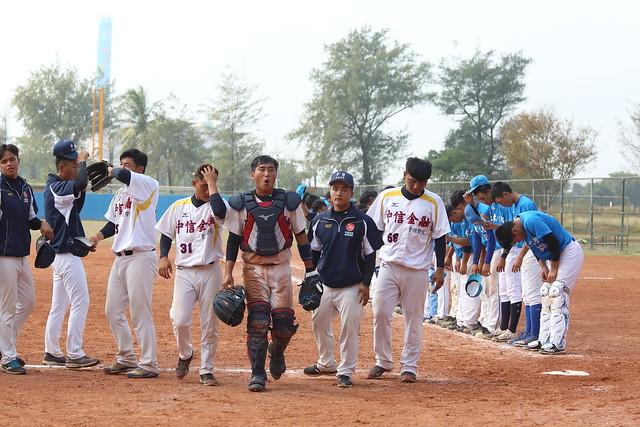 20191123甲一級棒球賽vs.台東大學