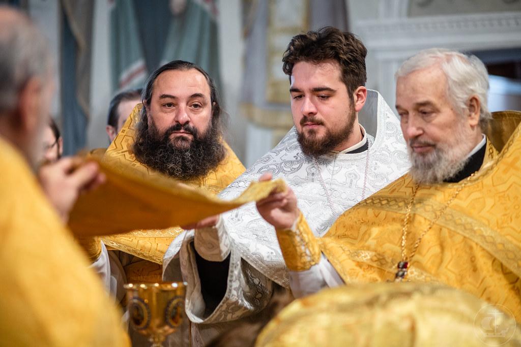 23-24 Ноября 2019, 23-я седмица по Пятидесятнице / 23-24 Novemver 2019, The 23th week after Pentecost