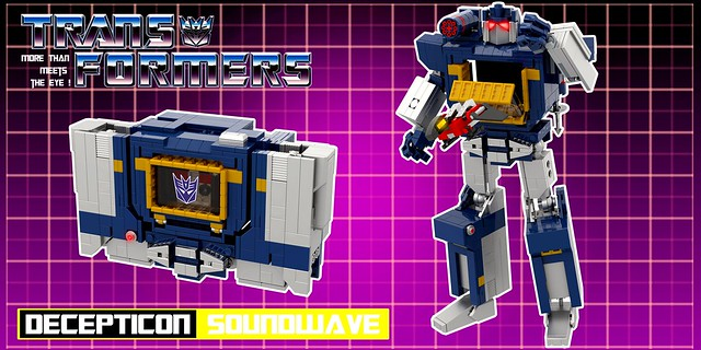 Decepticon Soundwave