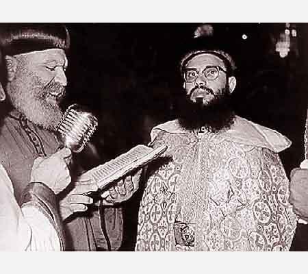 الأنبا ثاؤفيلس رئيس دير السريان (6)