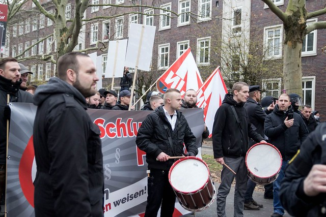 NPD-Aufmarsch Hannover