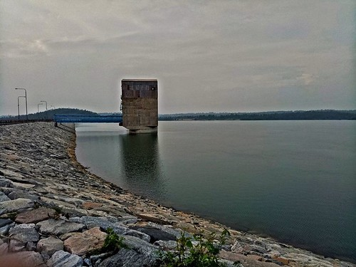 Upper dam, Ayodhya Pahar | by sm.bongbackpackers