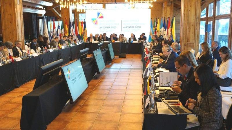 Venezuela participa en II Reunión de Coordinadores Nacionales para afinar preparativos de la Cumbre Iberoamericana 2020