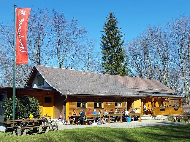 2019-04-06 Hainfeld Naturfreundehütte Liasenböndl