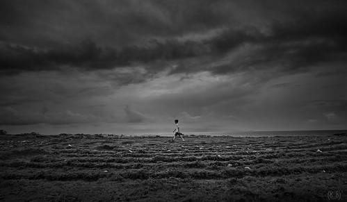 landscape landscapephotography blackandwhite blackwhite wideangle makaluapunapoint maui hawaii sonya7ii sonyvariotessartfe1635mmf4za clouds cloudscape cloudy skyandclouds