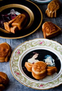 """maytheforcebewithyou""-Muffins"