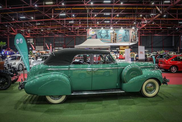 1940 Buick Century 61 C Convertible