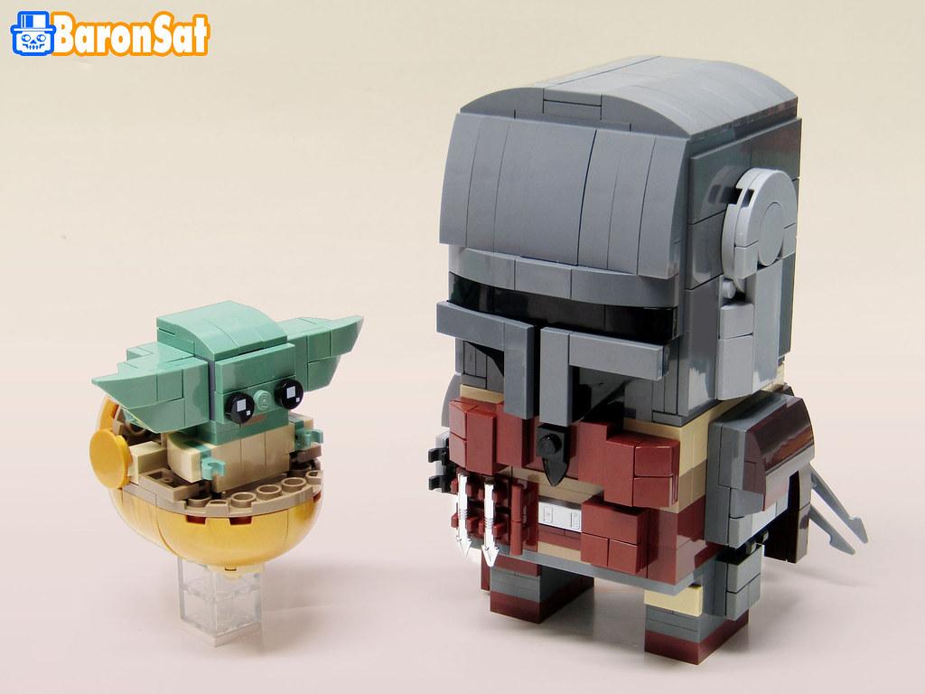 Mandalorian & Baby Yoda 2