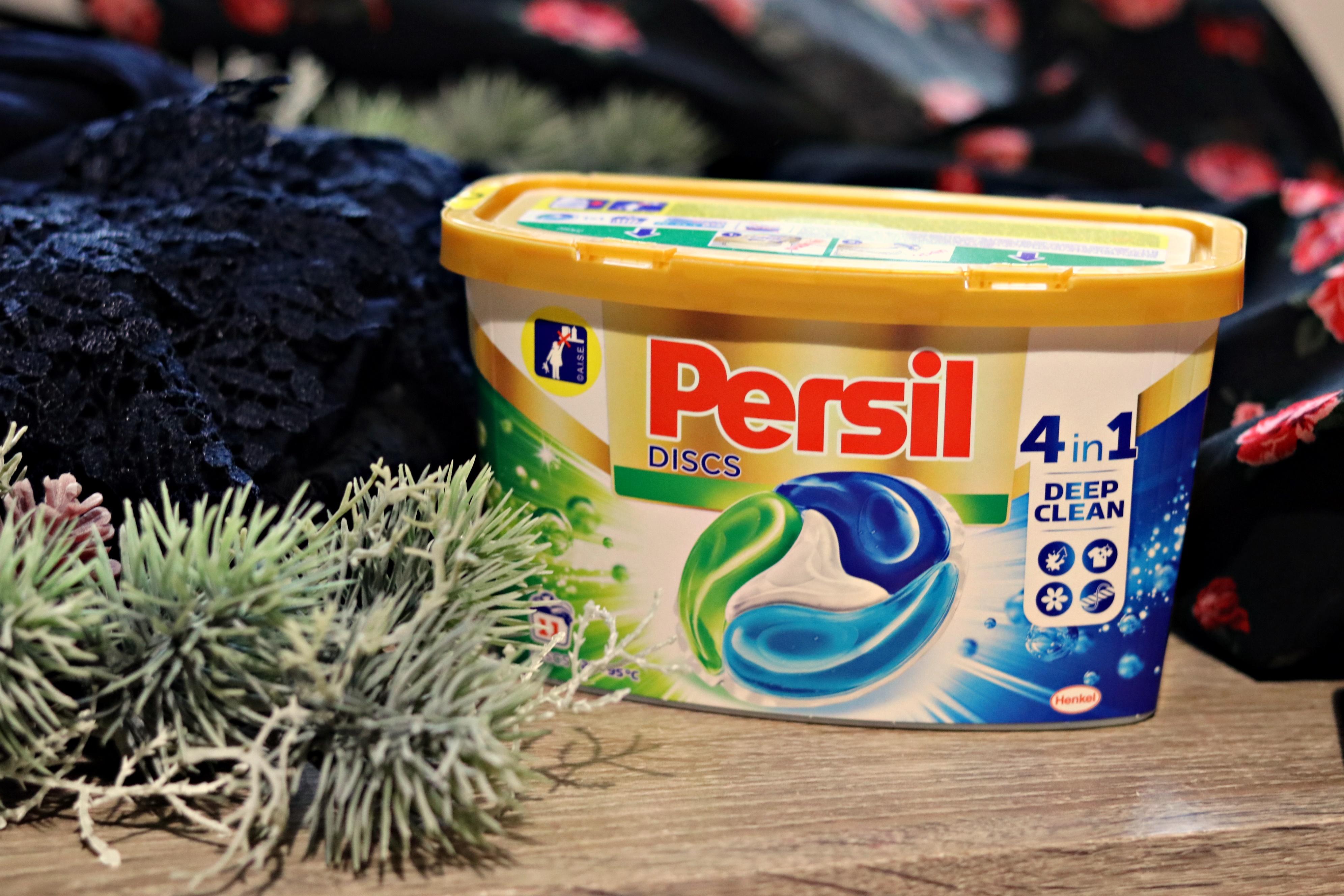 persil detergent capsule