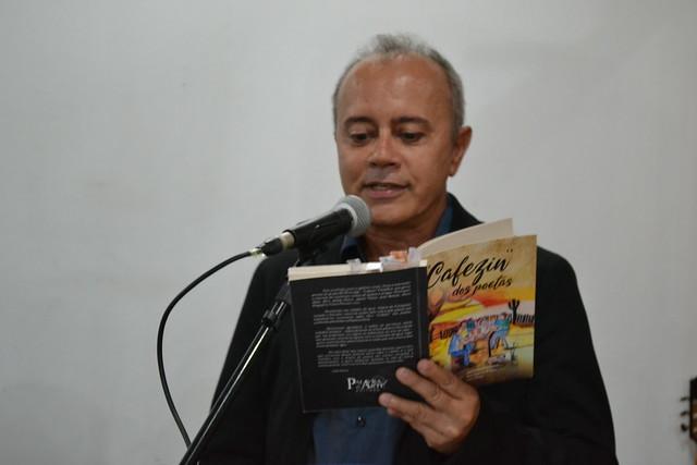 Lançamento Cafezin dos Poetas - Vitória da Conquista - parte II