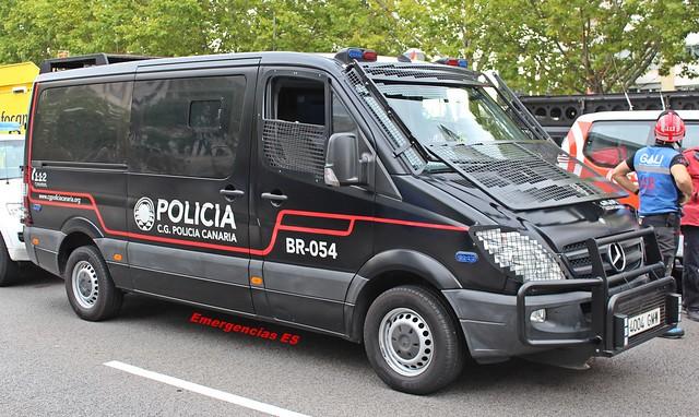 Policía Autonómica Canaria