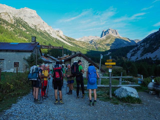 Trekking del Thabor (Valle Stretta) - 30/08/2019