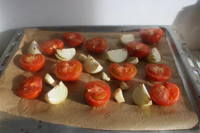 18 - Gemüse geröstet / Roasted vegetables