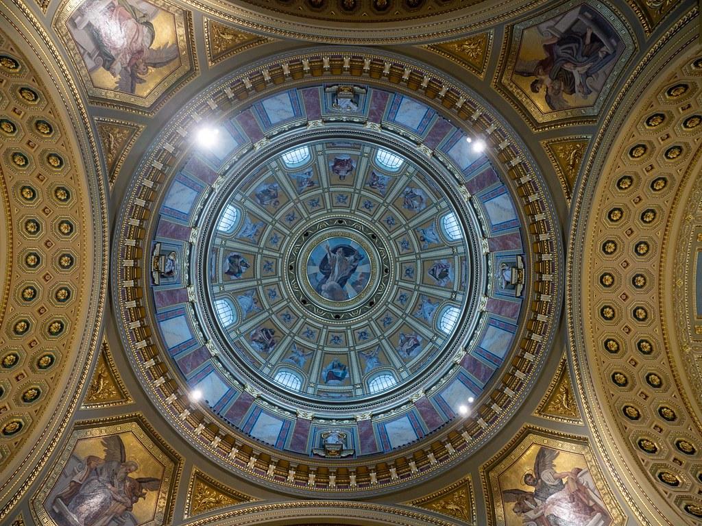 St. Stephens Basilika Budapest