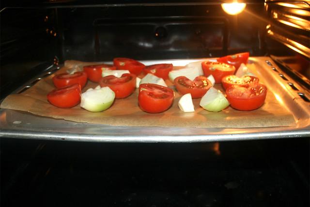 17 - Im Ofen rösten / Roast in oven