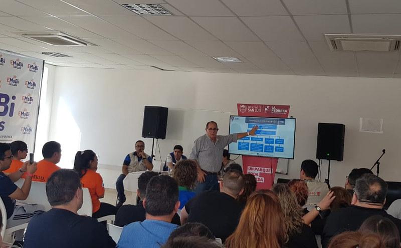 24-11-2019 SALUD: Curso Emergencias en San Luis