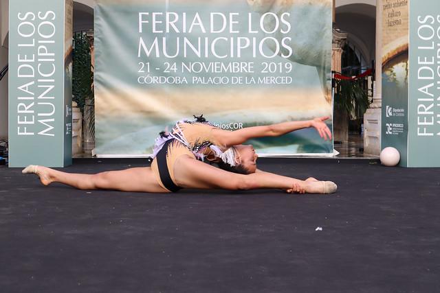 FOTO_Exhibición de Gimnasia Rítmica a cargo de Lucía Daza. Belmez_09