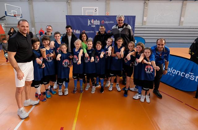 Fase Final #LigaJrNBAFEB en La Rioja