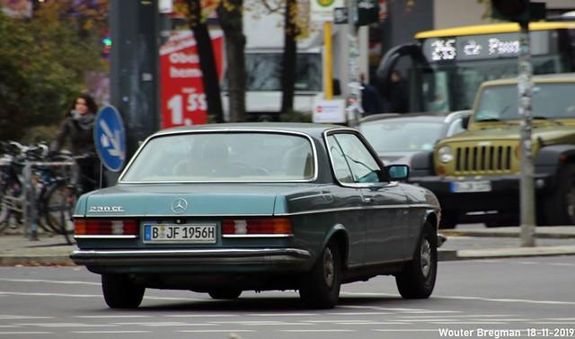 Mercedes W123 230CE