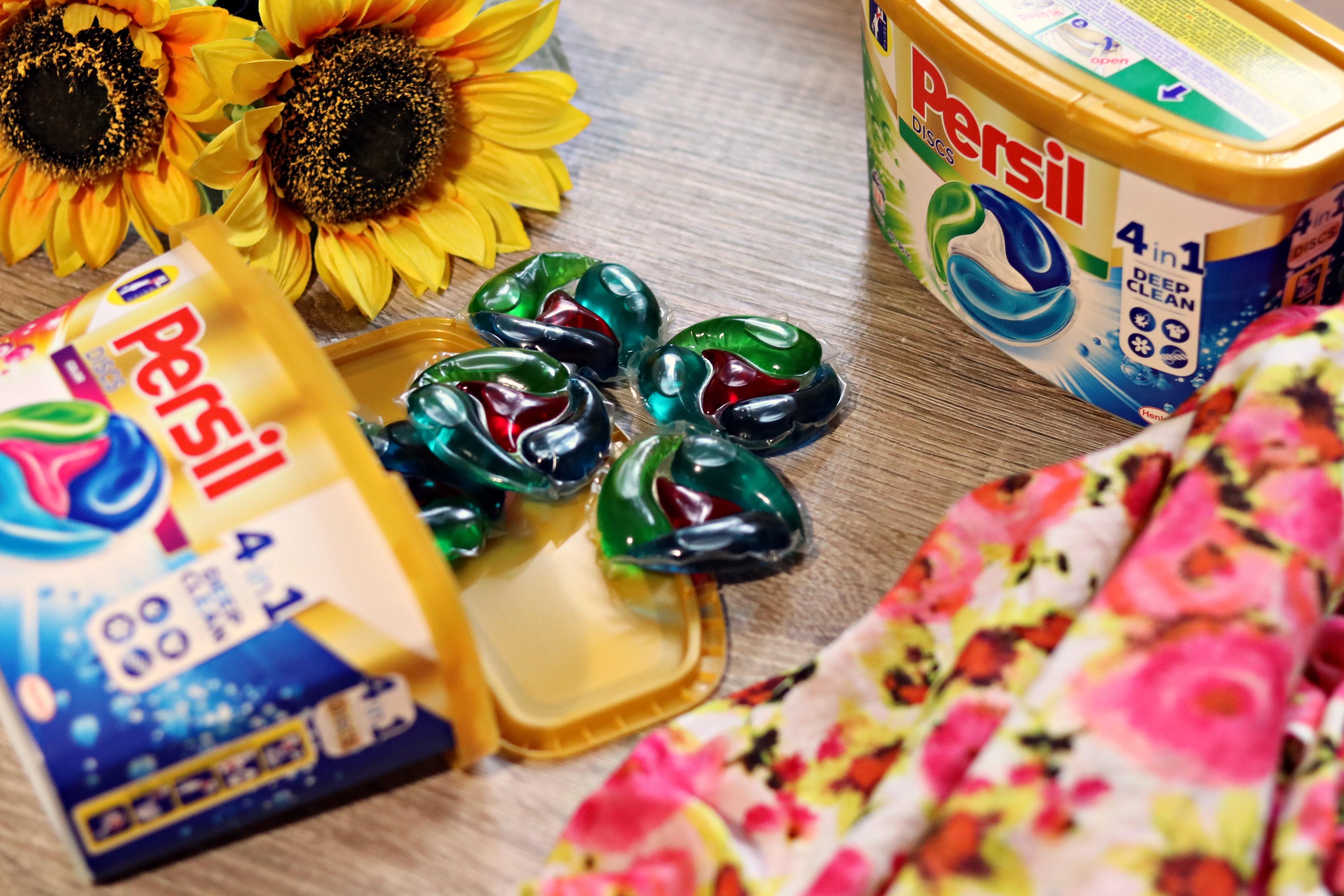 persil pods detergent