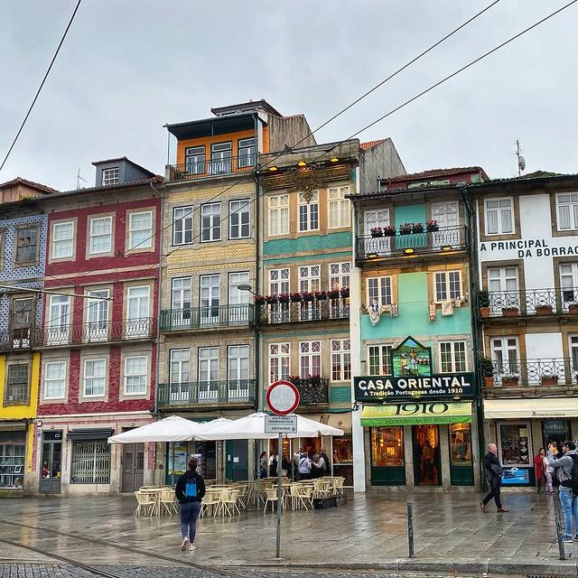 Porto classical townhouses