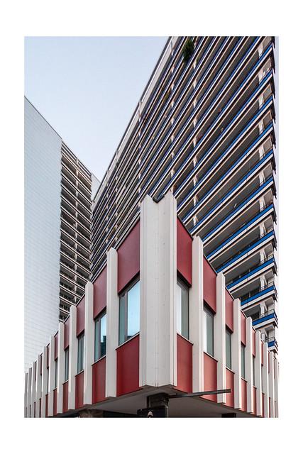 F0312 ~ Contemporary Berlin Architecture