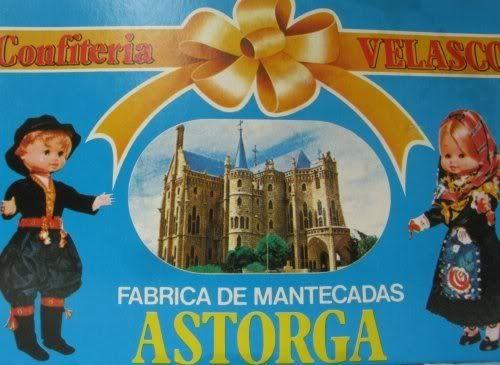 Astorga: le mantecadas