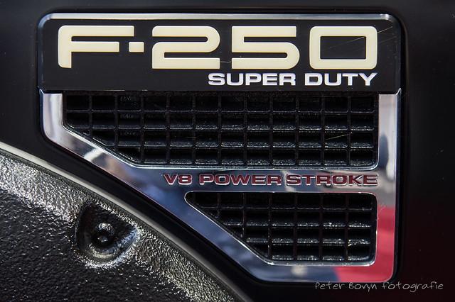 Ford F-250 Super-Duty Pick-up - 2008