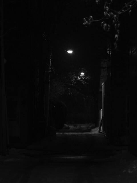 Mårran in the Alley
