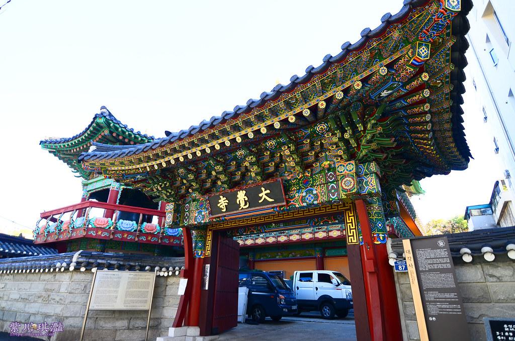 韓國寺廟-0001