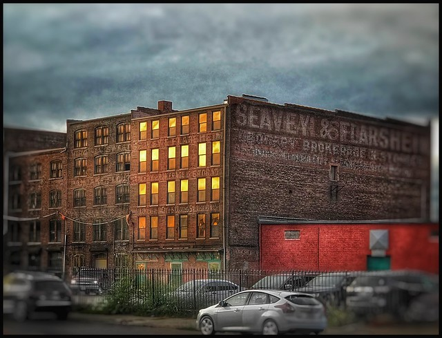 West Bottoms reflections....