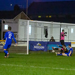 Declan Milne nets our second goal